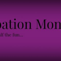 Masturbation Monday has Arrived!
