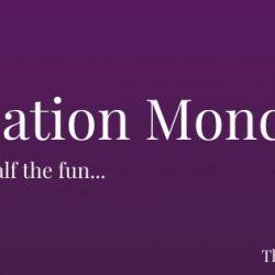 Masturbation Monday Hiatus: What Now?